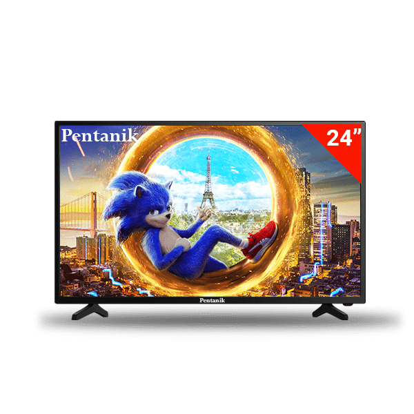 Pentanik Basic 24 inch LED TV 1