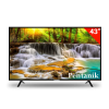 Pentanik 43 inch Smart Android LED TV with Soundbar 2