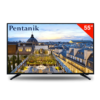 Pentanik 50 inch Smart Android Silver LED TV 1