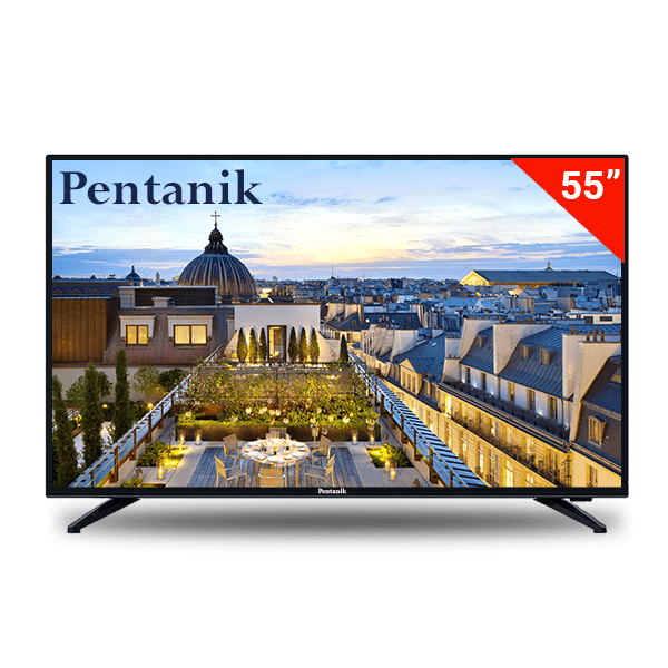 Pentanik 55 inch Smart Android LED TV 2