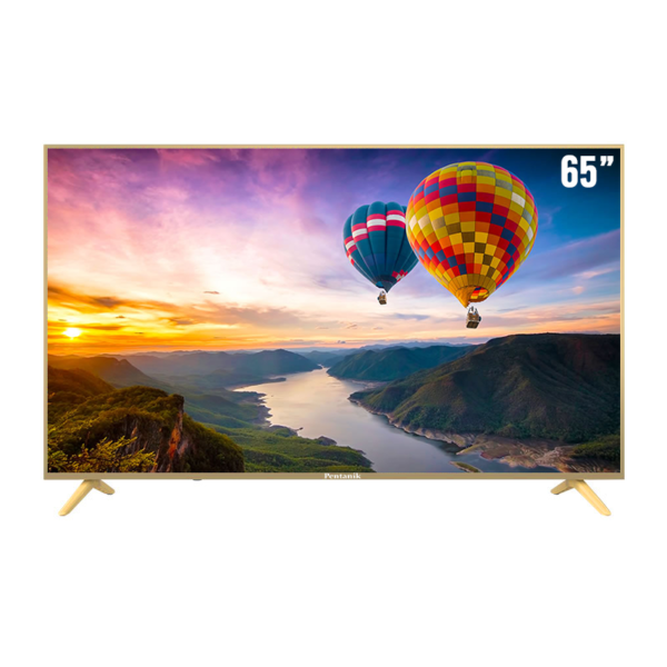 - 65 inch golden smart 600x600 - Smart TV Price In Bangladesh Pentanik 65 inch Smart Android LED TV