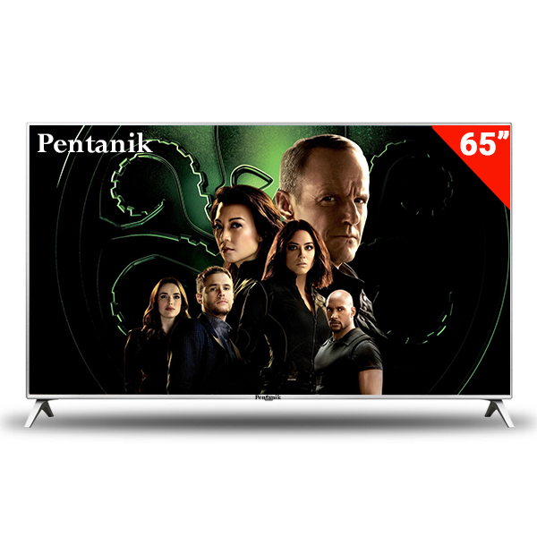 Pentanik 65 inch Smart LED TV