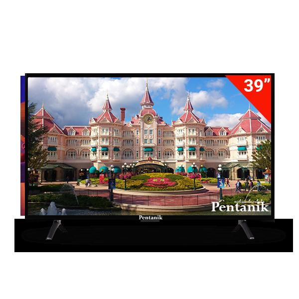 - pentanik 39 basic tv 2 600x600 - Basic LED TV Price in Bangladesh Pentanik 39 inch Basic LED TV