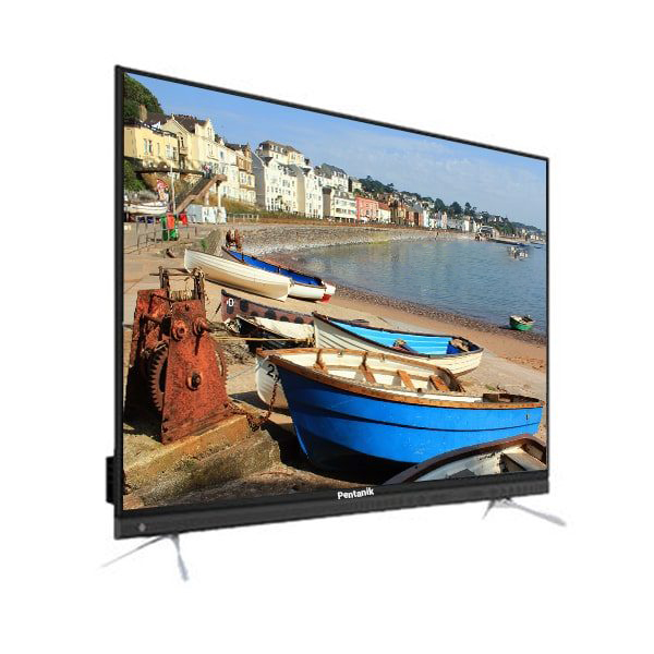 Pentanik 43 inch Smart Android LED TV with Soundbar
