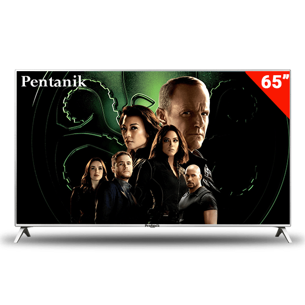 Pentanik 65 Inch Smart Android 4K TV (2021)