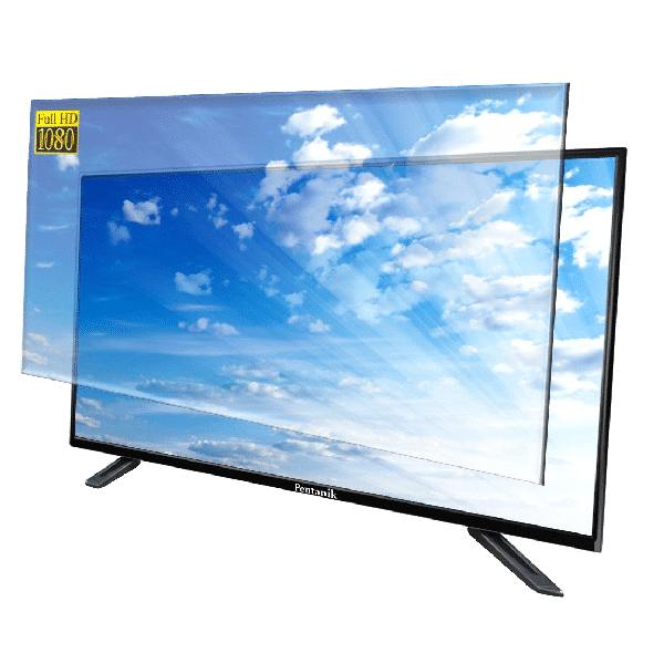 Pentanik 32 Inch Double Glass Smart Android TV (Special Eye Protective 2020)