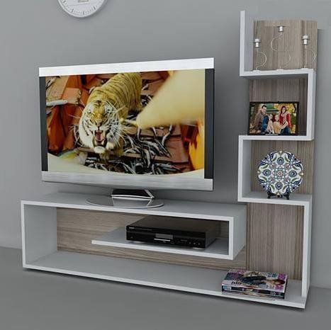 Suitable TV living Room Wall Mount Decorating Ideas in 2020 5