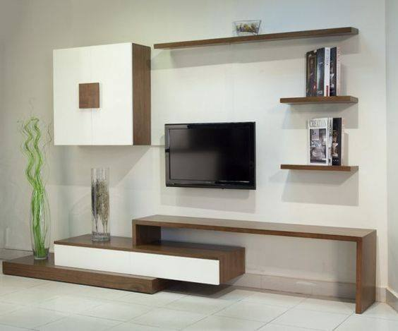 Suitable TV living Room Wall Mount Decorating Ideas in 2020 4