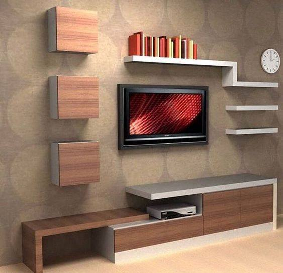 Suitable Tv Living Room Decoration