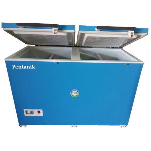 Pentanik 400 L Top Open Deep Freezer 3