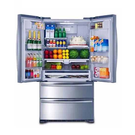 Pentanik 512L Stainless Steel Refrigerator 4